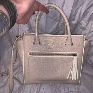 Kate spade allyn Chester leather handbag